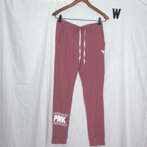PINK by Victoria's Secret pink joggers small